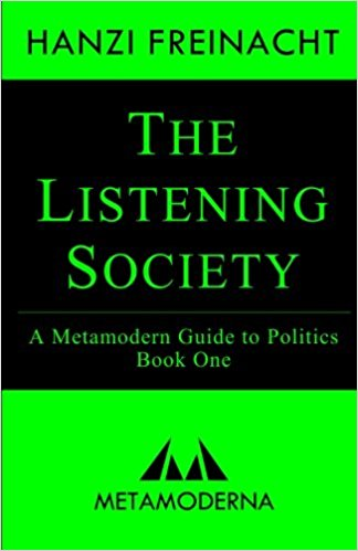 Cover of The Listening Society by Hanzi Freinacht